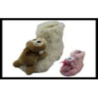 Тапки игрушки детские 16013